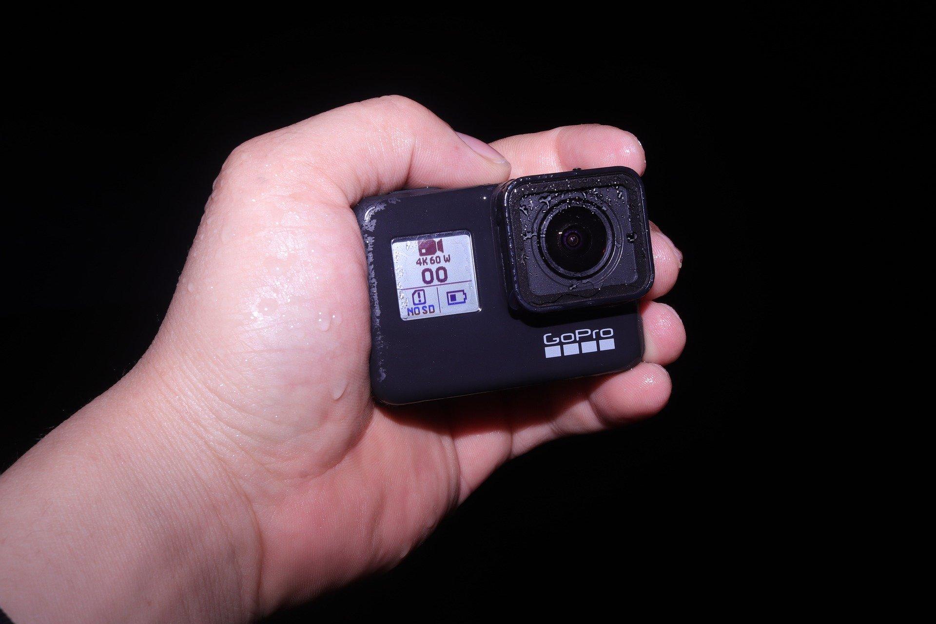 Do czego służą kamery sportowe?